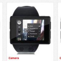 Start-Up präsentiert Smartwatch Androidly mit 2 Zoll Display als kleinsten Androiden der Welt