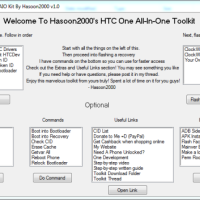 HTC ONE (M7) – All in One Toolkit für Root & Bootloader Unlock