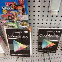 Update: Google Play Store Guthabenkarten bei REWE, Penny und ab Juli bei Tankstellen von Total erhältlich