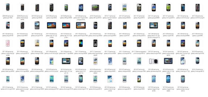 Samsung_Galaxy_70_auf_einen_Streich
