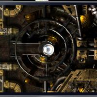 Dark Nebula - Kugel Labyrinth im grafisch attraktiven SciFi Stil