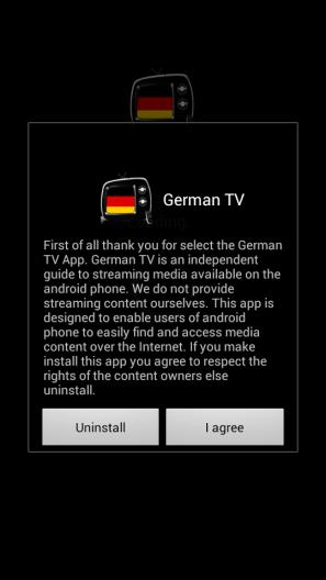 app review deutsch tv konkurrent von zattoo bietet zugriff auf sat1 pro7 kabel eins. Black Bedroom Furniture Sets. Home Design Ideas