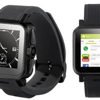 IFA NEWS 2013 - Ist Pearl`s Smartwatch AW-414.GO mit Android 4.2.2 & 3G besser als Samsungs GEAR?
