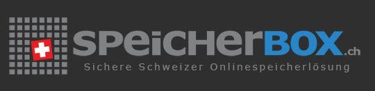 SpeicherBOX_TestAccount