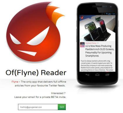 Flyne_Reader