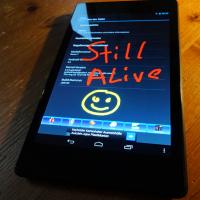 Nexus 7 (2013) - Wiederbelebt (Mainboard Defekt)