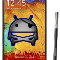 Tutorial.: ROOT Zugriff beim Samsung Galaxy Note 3 (SM-N9005) einrichten