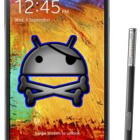 Tutorial.: ROOT Zugriff beim Samsung Galaxy Note 3 (SM-N9005) einrichten