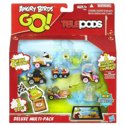 Angry Birds Go Erlebe Seifenkistenrennen Mit Vogel Schweinen Auf Piggy