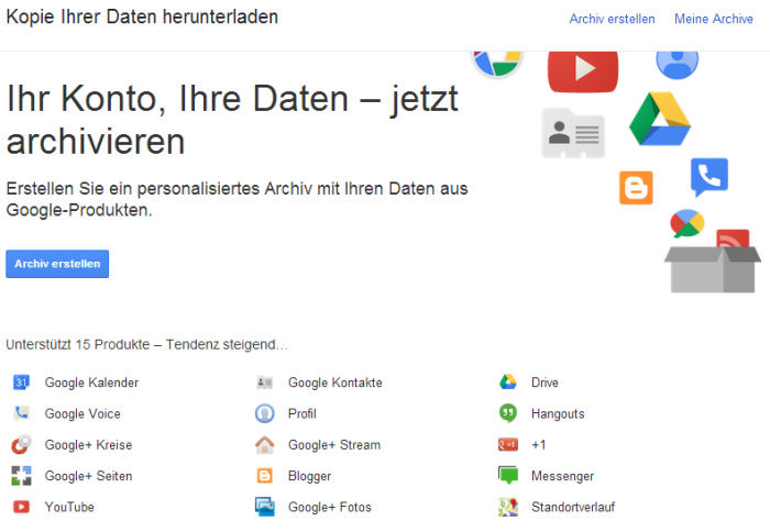 Google_Takeout_Kalender_Mail