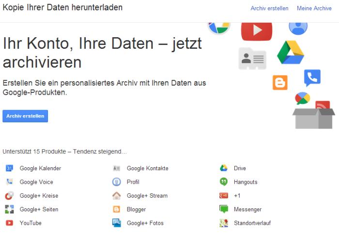 Google_Takeout_Kalender_Mail