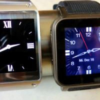 REVIEW - Der ultimative Smartwatch Vergleich - Samsung Galaxy Gear versus Pearl AW 414.GO