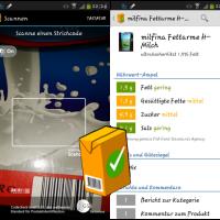 """App Review """"Codecheck"""" - Erfahre mehr über Inhaltsstoffe, Nährwerte & Gütesiegel in unseren Produkten"""