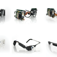 2 Jahre Google GLASS Evolution in Bildern