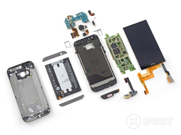 HTC_ONE_M8_Teardown_Ifixit_4