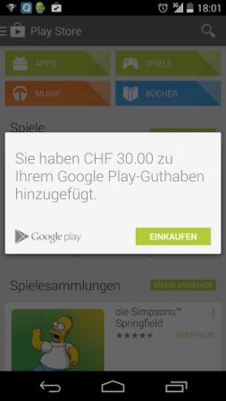 Play_Store_Guthabenkarten_Schweiz