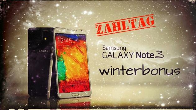 Samsung_Galaxy_Note3_Winterbonus_Zahltag