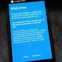 """SDFix: KitKat Writable MicroSD"" - fixt Schreibzugriff auf microSD bei KitKat, ROOT erforderlich!"