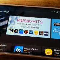 Amazon bietet 11 Gratis Apps of the Day zum Musik hören, erkennen, mixen und Musizieren