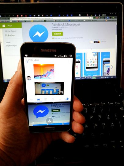 Facebook_Messenger_Version_5.0