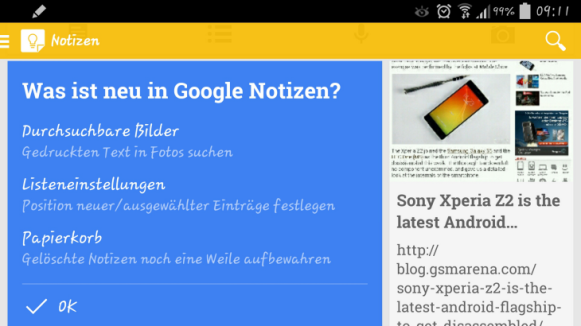 Google_Keep_Notizen_Logo