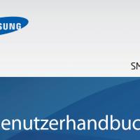 Samsung Galaxy S5 - Benutzerhandbuch zum Download verfügbar