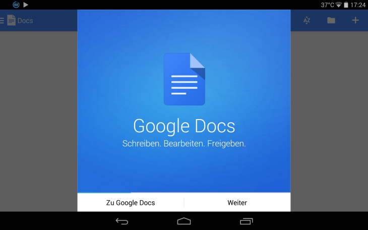 google docs tabellen als apps im play store With google docs app play store