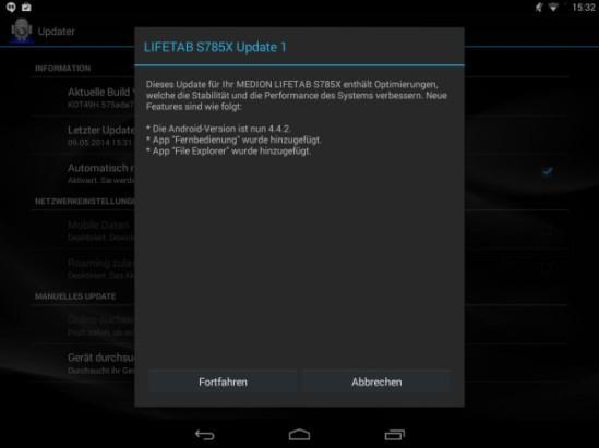 Medion_Lifetab_S7852_Update