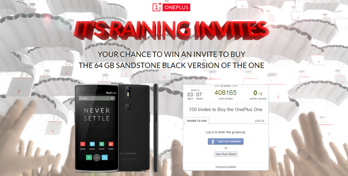 OnePlus_One_Raining_Invites