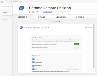 Chrome_Remote_desktop_Immersive_mode