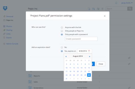 Dropbox_Passwortschutz_und_Ablauf