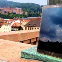 "Review ""Samsung Galaxy Tab S 8,4"" - Geballte Power & Eleganz umrahmt von einem brillianten Super AMOLED Display"