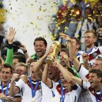 Der 4. Stern ist da, Deutschland ist Fußball Weltmeister 2014, Twitterdaten zum Finale!