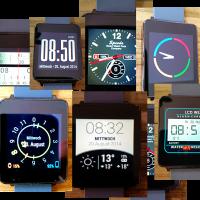WatchFaceMania on Android Wear - meine persönlichen 7 Favoriten, Wear Store App listet 417 Einträge