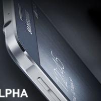 Samsung Galaxy Alpha SM-A500 - Mittelklasse Smartphone mit edlen Alu-Elementen
