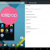 "Tutorial: Nexus 7 2013 Wifi ""Razor"" - Factory Image Lollipop 5.0 LRX21P per ADB & Fastboot flashen!"