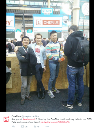 OnePlus_websummit_Ireland